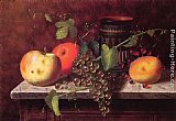 Fruit Wall Art - Still Life with Fruit and Vase