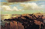 William Stanley Haseltine - After a Shower, Nahant, Massachusetts