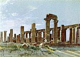 William Stanley Haseltine - Agrigento