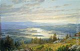 William Trost Richards - Lake Squam from Red Hill