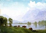 Famous Country Paintings - Buffalo Country