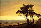 Famous Coast Paintings - California Coast