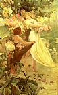 Famous Spring Paintings - Spirit of Spring
