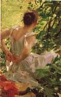 Anders Zorn - Woman dressing