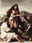 Famous Madonna Paintings - Madonna della Scala