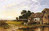 Famous Home Paintings - Returning Home