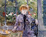 Berthe Morisot - After Luncheon
