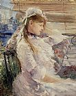 Berthe Morisot - Behind the Blinds