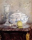 Berthe Morisot - Tureen And Apple