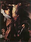 Caravaggio - The Crucifixion of St. Andrew