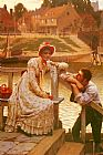 Edmund Blair Leighton - Courtship
