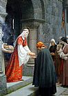 Edmund Blair Leighton - The Charity of St