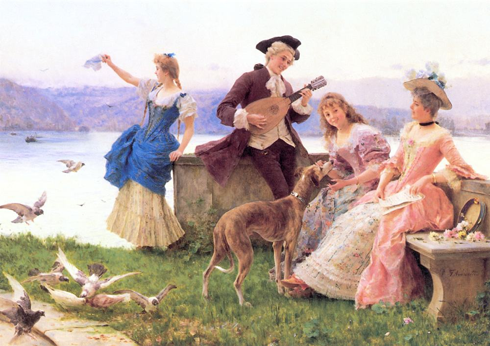 Federico Andreotti A Day's Outing