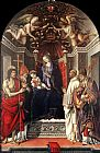 Filippino Lippi - Signoria Altarpiece