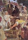 Ford Madox Brown Work2 painting