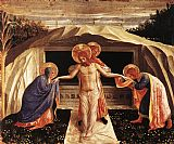 Fra Angelico - Entombment