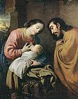 Rest Canvas Paintings - Rest on the flight to Egypt