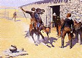 Frederic Remington - The Apaches