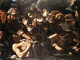 Guercino - Ermina Finds the Wounded Tancred