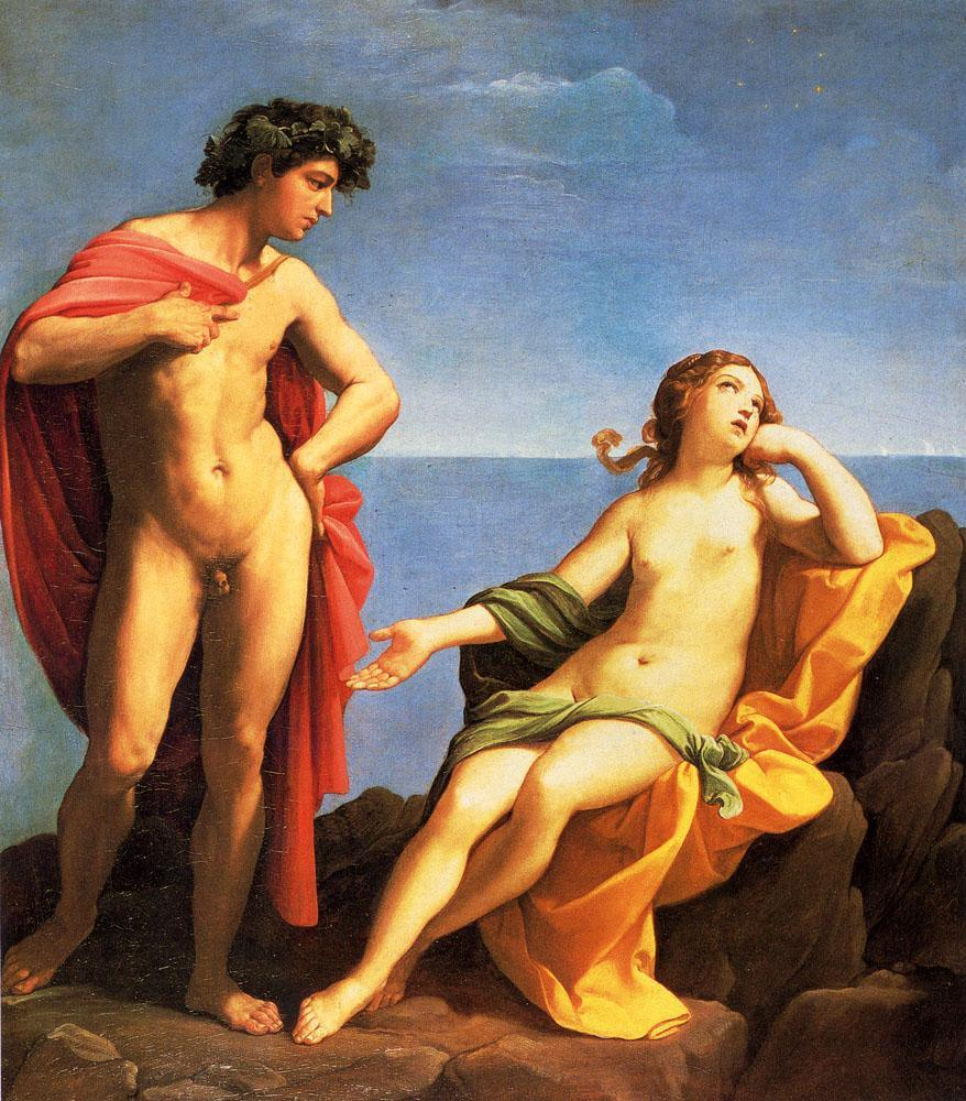 Guido Reni Bacchus And Ariadne