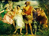 John Everett Millais - Cymon and Iphigenia