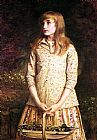 John Everett Millais - Sweetest eyes were ever seen
