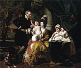 Sir William Pepperrell and Family