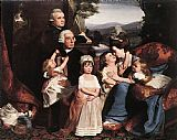 Famous Family Paintings - The Copley Family