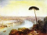 Famous Mount Paintings - Rome from Mount Aventine