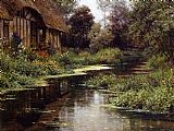 Louis Aston Knight - Summer Afternoon