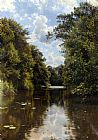 Peder Mork Monsted - A Summer's Day