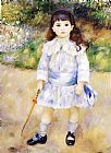 Pierre Auguste Renoir - Child with a Whip