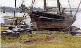 Theodore Robinson - The E. M. J. Betty