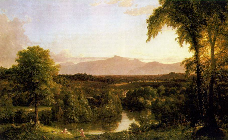 famous view paintings