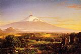 Thomas Cole Mount Etna painting