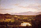 Famous River Paintings - River in the Catskills