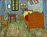 Vincent Van Gogh Canvas Paintings - The Bedroom