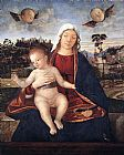 Vittore Carpaccio - Madonna and Blessing Child
