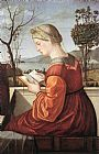 Famous Virgin Paintings - The Virgin Reading