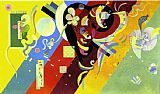 Wassily Kandinsky Composition LX painting