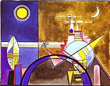 Wassily Kandinsky Picture XVI painting
