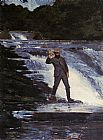 Winslow Homer - Winslow The Angler