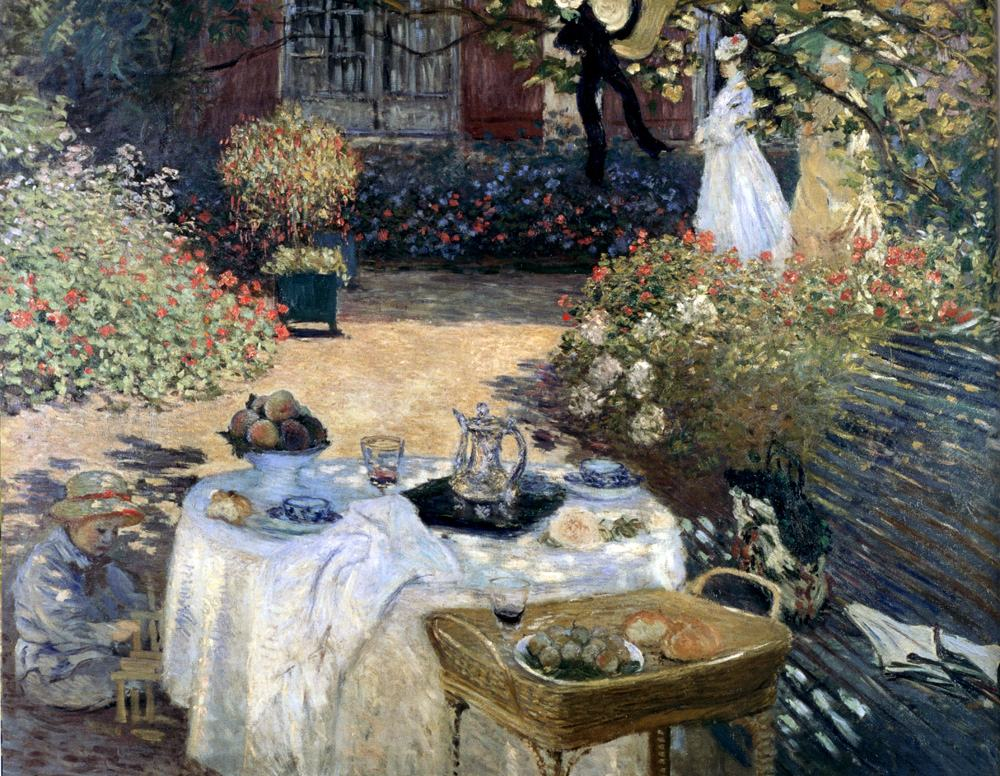 Claude Monet Monet The Luncheon