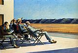Famous Sun Paintings - People In The Sun