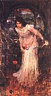 John William Waterhouse Canvas Paintings - The Lady of Shalott